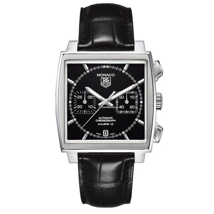 c7f866f6dbd TAG Heuer Monaco Calibre 12 - Todos os preços de relógios TAG Heuer Monaco  Calibre 12 na Chrono24