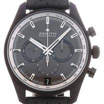 Zenith El Primero Chronomaster 24.2040.400/27.R796 Nuevo Aluminio 42mm Automático