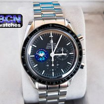 "Omega Speedmaster   Moonwatch Snoopy ""Eyes on the Stars"""
