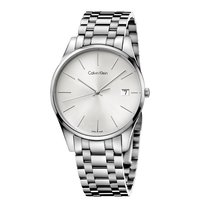 ck Calvin Klein Steel 40mm Quartz K4N21146 new