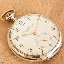 IWC Silver Pocket watch International Watch Co 1910