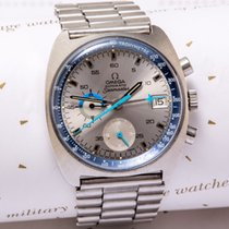 Omega 176 007 Steel Seamaster (Submodel) 38.5mm
