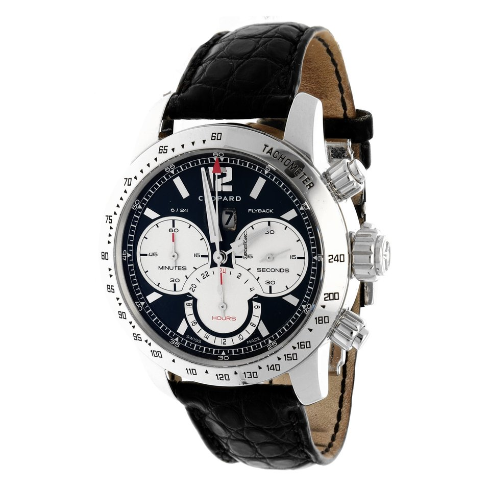 Chopard Mille Miglia Jacky Ickx Edition 4 Ref. 8998 for Rs. 347,296 for  sale from a Trusted Seller on Chrono24 57142a3a3e6e