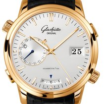 Glashütte Original Rose gold Automatic 42mm new Senator Diary