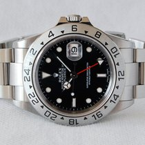 Rolex Explorer II - Black dial - Like new