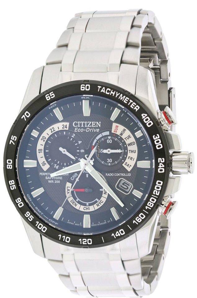 2990a0160ee Citizen Eco-Drive Perpetual Atomic Mens Watch  AT400851E  por R  1.185 para  vender por um Seller na Chrono24