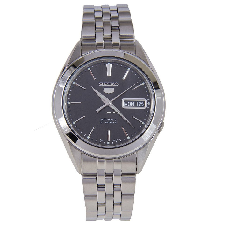 Seiko Snkl23 Snkl23k1 Extra Leather Strap For 129 For Sale From A