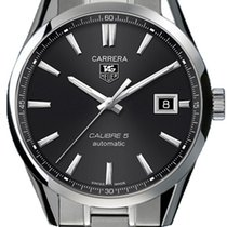 TAG Heuer Steel 39mm Automatic WAR211A-BA0787 new United States of America, California, Moorpark