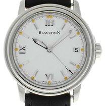 Blancpain Léman Ultra Slim Steel 38mm White United States of America, California, Los Angeles