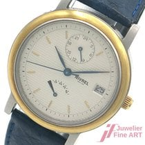 Nivrel Gold/Steel Automatic N 410.001 pre-owned