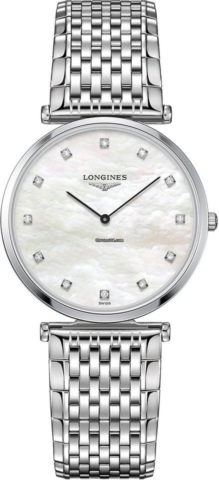 Longines La Grande Classique L4.709.4.88.6 L47094886 2021 new