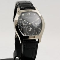 Patek Philippe Grand Complications (submodel) Oro blanco 41.5mm Negro Árabes