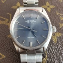 Rolex Air King Precision Steel 34mm Grey No numerals Singapore, Singapore