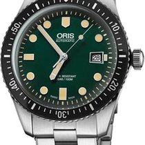Oris Divers Sixty Five 73377204057MB new