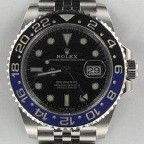 Rolex GMT-Master II Acier 40mm Noir France, Bordeaux