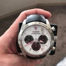 Tudor Fastrider pre-owned 42mm Chronograph Leather
