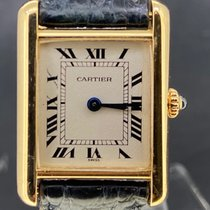Cartier Tank (submodel) 1140 Très bon Or jaune 21mm Quartz Belgique, Antwerpen