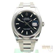 Rolex Datejust 126200 2019 new