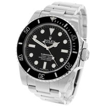 Rolex 114060 2018 Submariner (No Date) 40mm pre-owned United Kingdom, London
