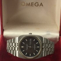 Omega Constellation Day-Date Silver 35mm United Kingdom, North Ayrshire