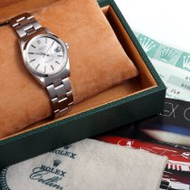 Rolex Oyster Perpetual Date Steel 34mm Silver United States of America, California, Los Angeles