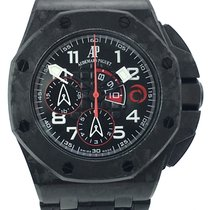 Audemars Piguet AP Royal Oak Offshore Team Alinghi Carbon  LC100