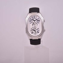 Philip Stein Steel Quartz 12-VW new