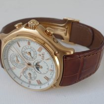 Ebel Red gold 40mm Automatic 5136901/12D35 new