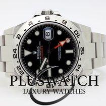 Rolex EXPLORER 2 II  216570 2011 3645
