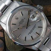 Rolex Date Silver Dial