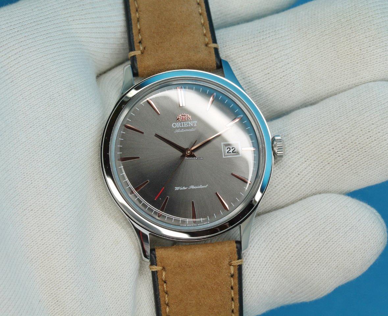 orient bambino v 4 classic automatic watch fac08003a f r 162 kaufen von einem privatverk ufer. Black Bedroom Furniture Sets. Home Design Ideas