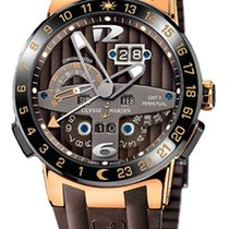 Ulysse Nardin El Toro LE Perpetual 18K Rose Gold Men's Watch