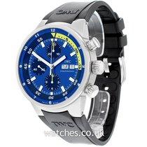 IWC Aquatimer Chrono Cousteau Divers Tribute to Calypso Ltd....