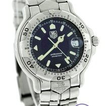 TAG Heuer Men's Tag Heuer 38mm Swiss 6000 Royal Blue Date...