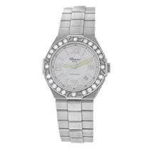 Chopard St. Moritz Steel 30mm White Roman numerals United States of America, New York, New York