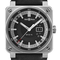 Bell & Ross BR 03-96 Grande Date Steel 42mm Black
