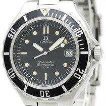 オメガ Seamaster Professional 200M Quartz Mens Watch 396.1052