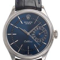 Rolex Cellini Date Oro blanco 39mm
