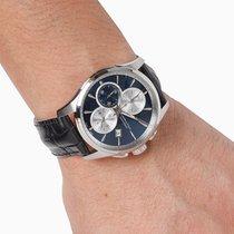 Hamilton AUTO CHRONO Man 42mm automatic chronograph black leather