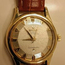 Omega Constellation automatic solid gold