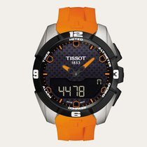 Tissot T-Touch Expert Solar new Quartz Chronograph Watch with original box and original papers T091.420.47.051.01