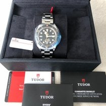 Tudor 79030N-0001 Staal Black Bay Fifty-Eight 39mm