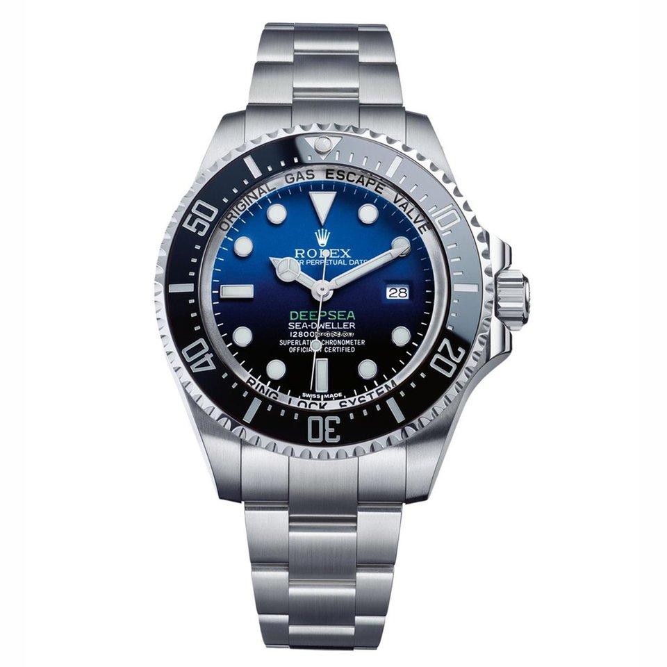 Rolex Sea-Dweller Deepsea 116660 новые