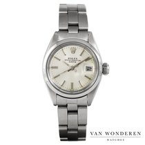 Rolex Oyster Perpetual Lady Date Staal 26mm Zilver Nederland, Purmerend