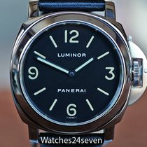 Panerai Luminor Base Steel