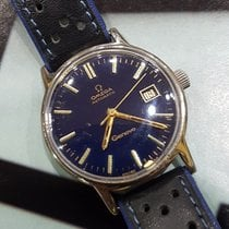 Omega Steel 35mm Automatic Genève pre-owned Singapore, 10 Admiralty Street #05-12 Northlink Building (757695)