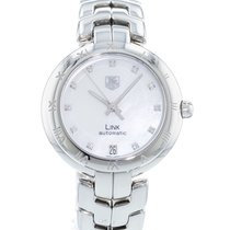 TAG Heuer Link Lady Steel 34.5mm Mother of pearl United States of America, Georgia, Atlanta