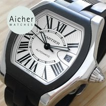Cartier Steel 40mm Automatic 3312 pre-owned