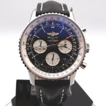 Breitling Navitimer 01 Steel 43mm Black United States of America, New York, Williston Park