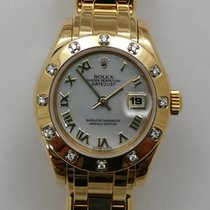 Rolex Lady-Datejust Pearlmaster Ouro amarelo 29mm Ouro Portugal, Lisboa